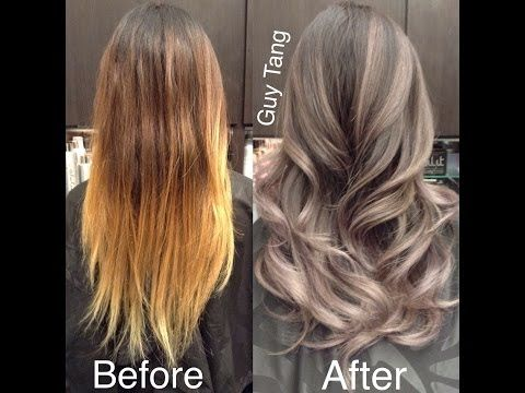 Best 25 Permanent Silver Hair Dye Ideas Only On Pinterest