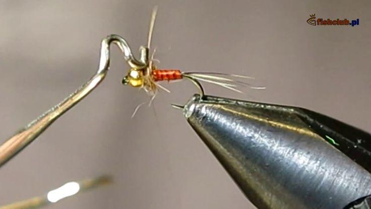 Nimfa - Jak zrobić sztuczną muchę cz 8 Fishclub pl poradnik sklep wędkarski