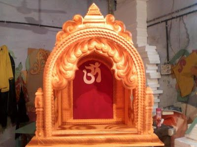 Ganpati Makhar Decoration by Call  Mr Prashant Sawant (Sonu) 09324213478, 09819762949. We make beauifulMakhar for Ganpati in Ulhasnagar that everyone loves. Please Call to visit us.