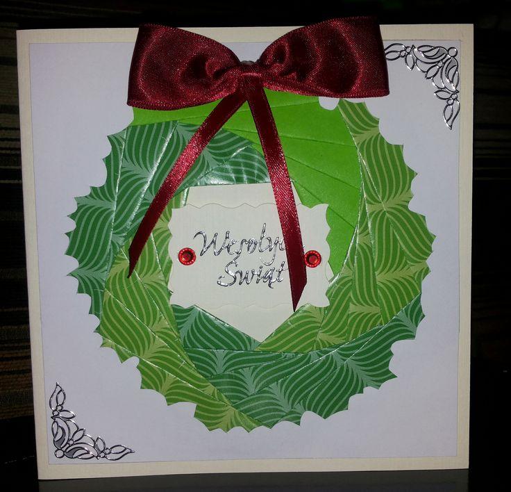 Christmas card / kartka bożonarodzeniowa