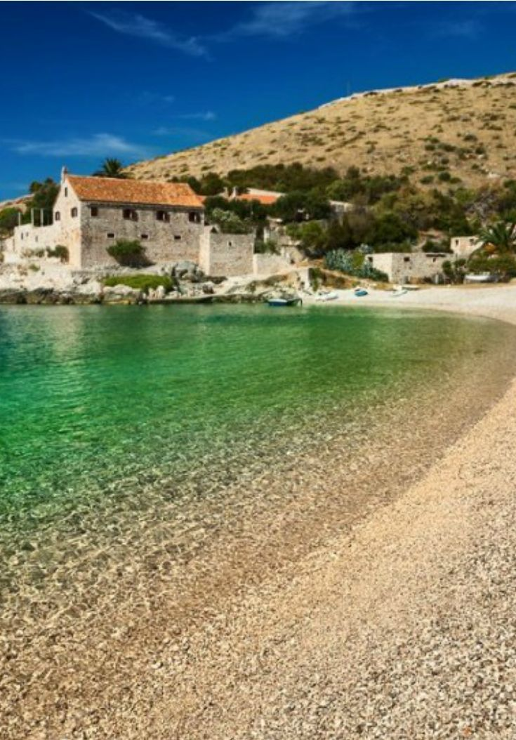 Croatia Travel Blog: With over 1000 islands, inlets, and isles stretching across 6000kms of coastline, Croatia boasts some of the best beaches in Europe! Click to find out more!