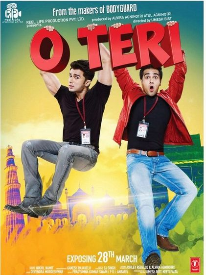 awesome O Teri Movie Review: Brainless attempt towards Scams