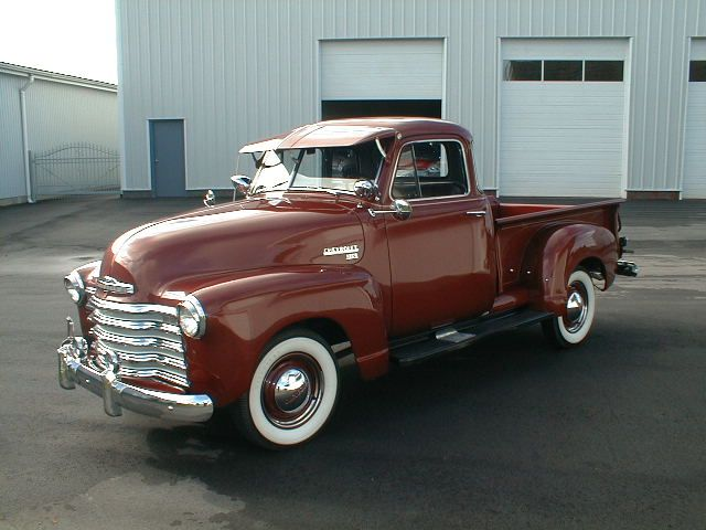1951 Chevy Pick-Up ★。☆。JpM ENTERTAINMENT ☆。★。