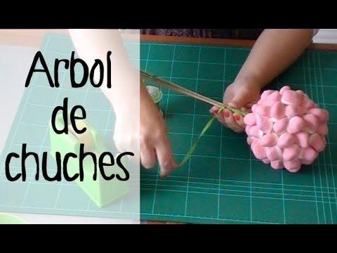 Decoración de fiestas infantiles: caja cucurucho de palomitas en equilibrio - YouTube