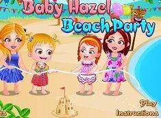 Baby Hazel Petrecere la Plaja