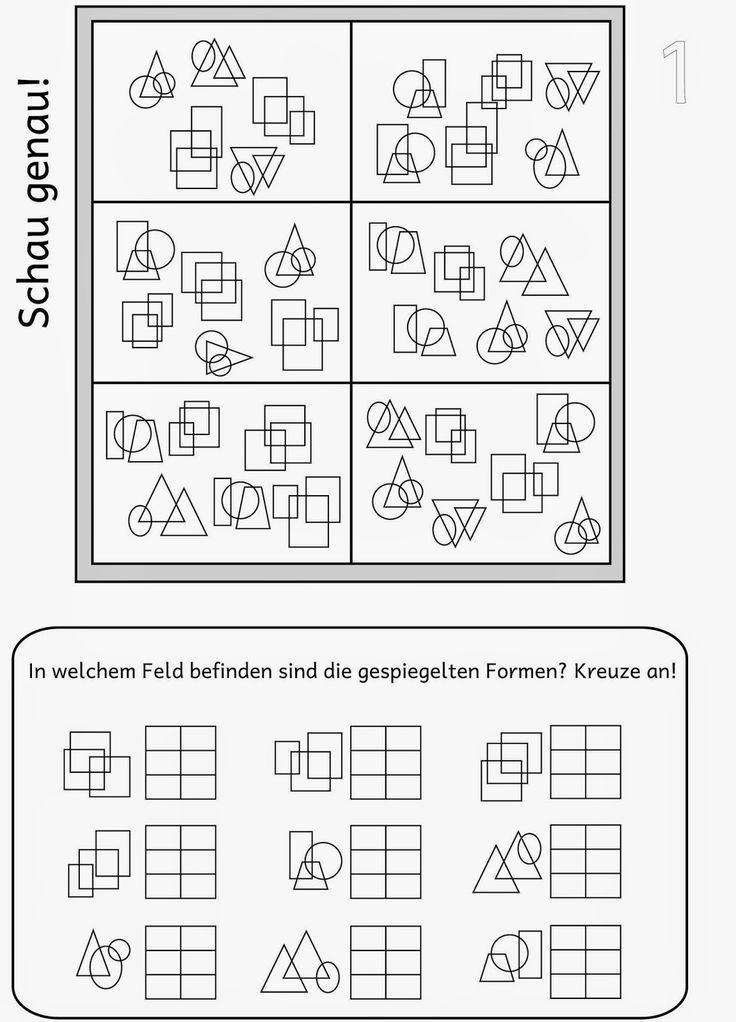 Lernstübchen: Raumlagebeziehung (6)