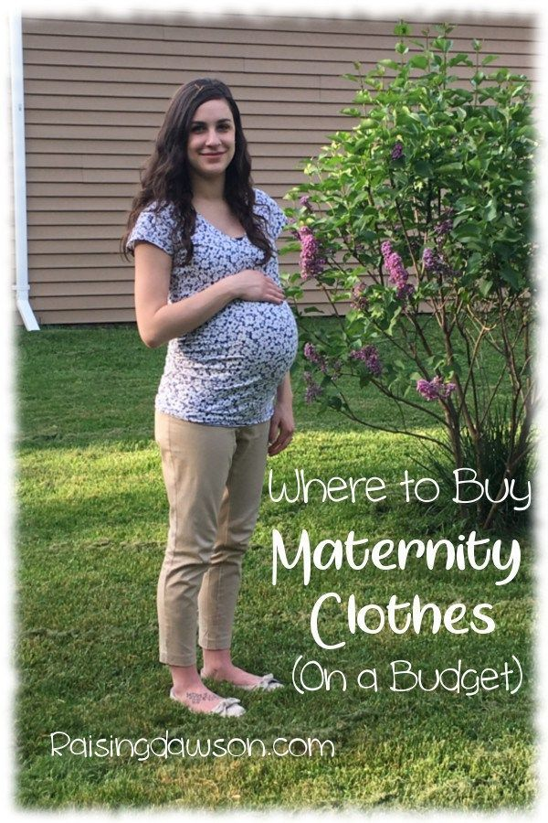 ab4dac3f6f Tips to Find Maternity Clothes on a Budget