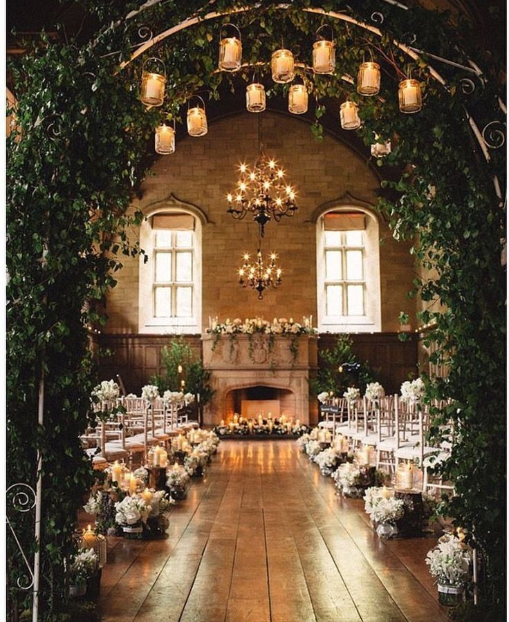 I love this, but not so much for a venue but more of a reception