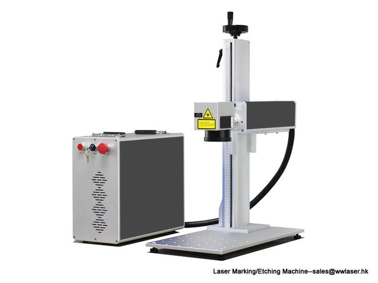 Fiber Laser Engraving Machine at affordable price for sale. 20w/30w/50w fiber laser engraving machine can do laser engraving logo, text, QR code, barcode, serial number, photo, image on most metal and plastics. Such as stainless steel, brass, aluminum ( iPhone, iPad ), iron, gold, silver (jewelry industry), titanium and other metals. Laser marking plastic, ABS, acrylic, Nylon, pvc, marble, ceramic etc. Color laser marking, deep laser engraving.