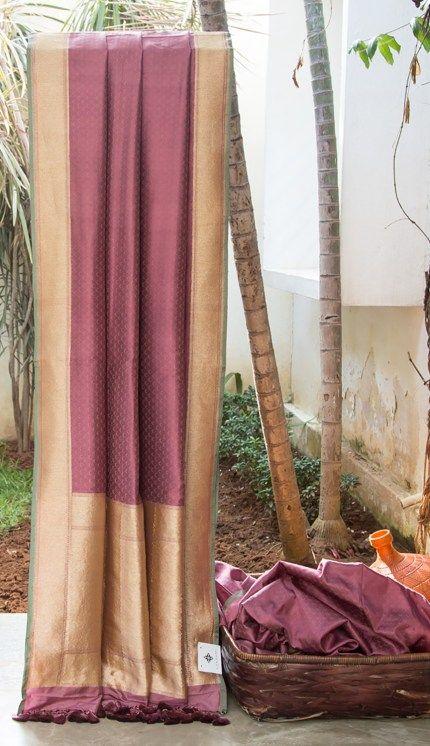 HEIRLOOM BENARES SILK L04778 | Lakshmi