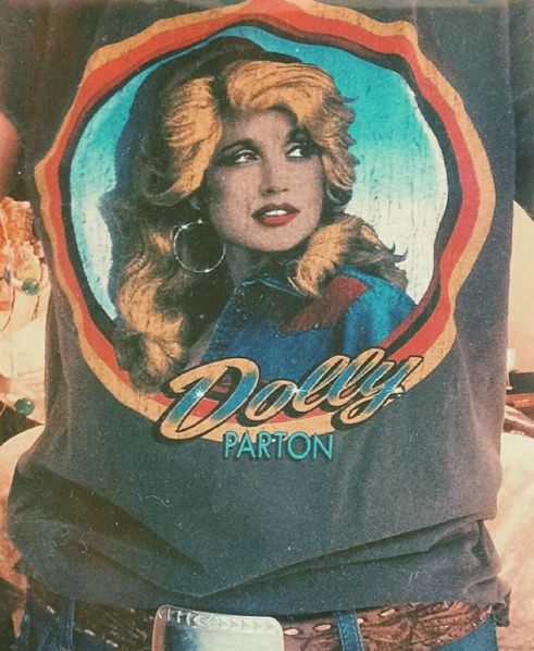 Midnight Rider x Dolly Parton