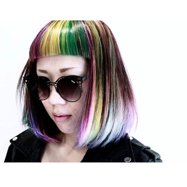 WEBSTA @ jooji99 - 僕の中でサロンワークこそが日常のクリエーションの場であり続けていけたらいいなー。って考えながらしたカラー。_Instagramストーリーの仕上がり。_#haircolor#헤어스타그램#염색#헤어스타일#뷰스타그램 #헤어스타일#미용실#염색#ハイトーンカラー#ホワイトブリーチ#ブリーチ#ダブルカラー#manicpanic#hair#マニパニ#colorful#セクションカラー#インナーカラー#colorful#pastelcolor#セクションカラー#portraits #photo #photographer