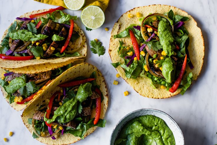 Taco's | De Groene Meisjes | Bloglovin'