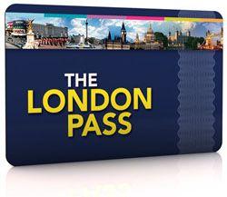 London Pass - British Rail, England Train Tickets