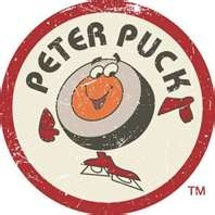 Peter Puck, a little cartoon shown during intermissions on Saturday nights Hockey Night in Canada.