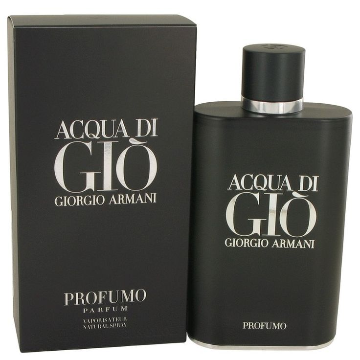 New #Fragrance #Perfume #Scent on #Sale  Acqua Di Gio Profumo by Giorgio Armani 6 oz EDP Spray - Launched in 2015, Acqua Di Gio Profumo is a men's fragrance that symbolizes the freshness of black rocks merging with the intense waves of the Mediterranean Sea. This fragrance, produced by Giorgio Armani, is an elegant yet airy scent that is noticeably masculine. Its aromatic composition is enhanced by aquatic notes that combine with subtle tones of sage, rosemary and geranium.. Buy now at…