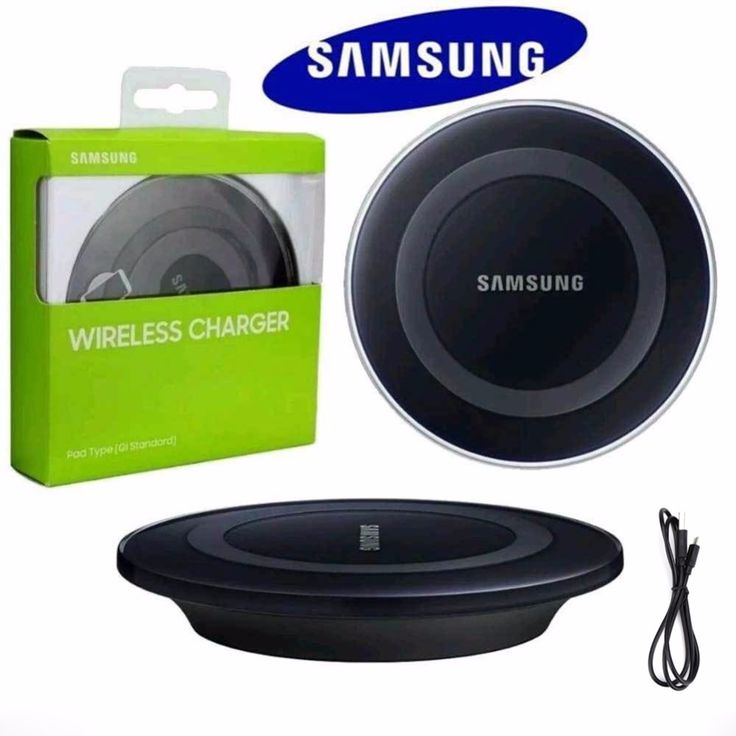 Original QI Wireless charger EP-PG920I Samsung Galaxy S6 S6 Edge S7 S7 Edge Note 5 S8 S8+ EP-PG920. Click visit to buy this product