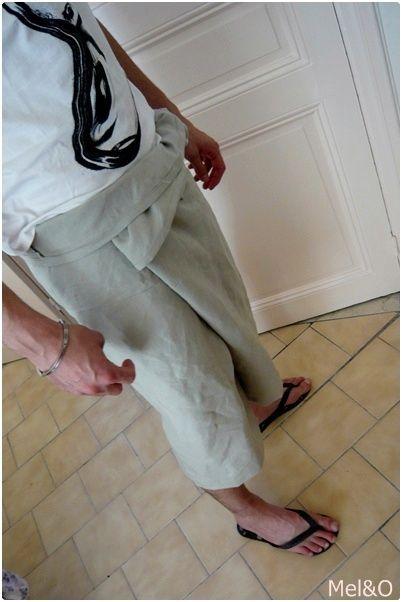 Le patron du pantalon thaï (suite) - 103 idées de Joline