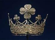 Empress Auguste-Viktoria Clover Tiara