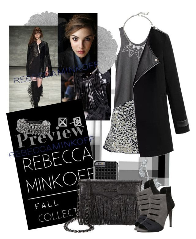 """fall preview for spring by Rebecca Minkoff"" by iraavalon ❤ liked on Polyvore featuring Rebecca Minkoff, rebeccaminkoff and contestentry"