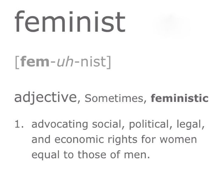 That's all#feminism #equality #womensrights