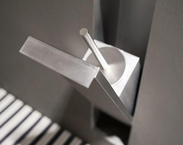 antoniolupi sesamo toilet brush holder toilets posts and stainless steel. Black Bedroom Furniture Sets. Home Design Ideas