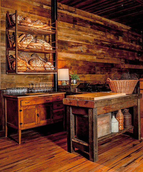 Longleaf Lumber milled several species for South Boston's Capo Restaurant.  Reclaimed hemlock for the rear - 49 Best Images About Longleaf Lumber Custom Milling On Pinterest
