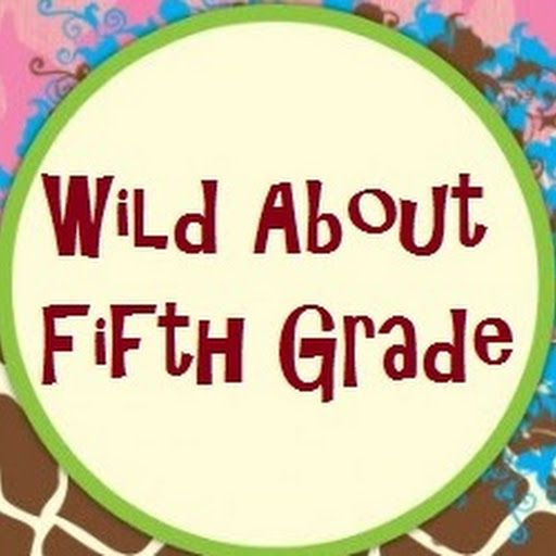 Wild about fifth grade: Academic Vocabulary - Math Word Wall