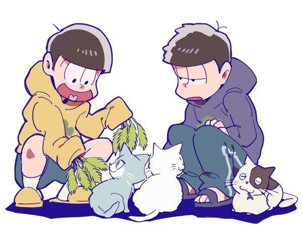 Jiyushimtasu & Ichimatsu