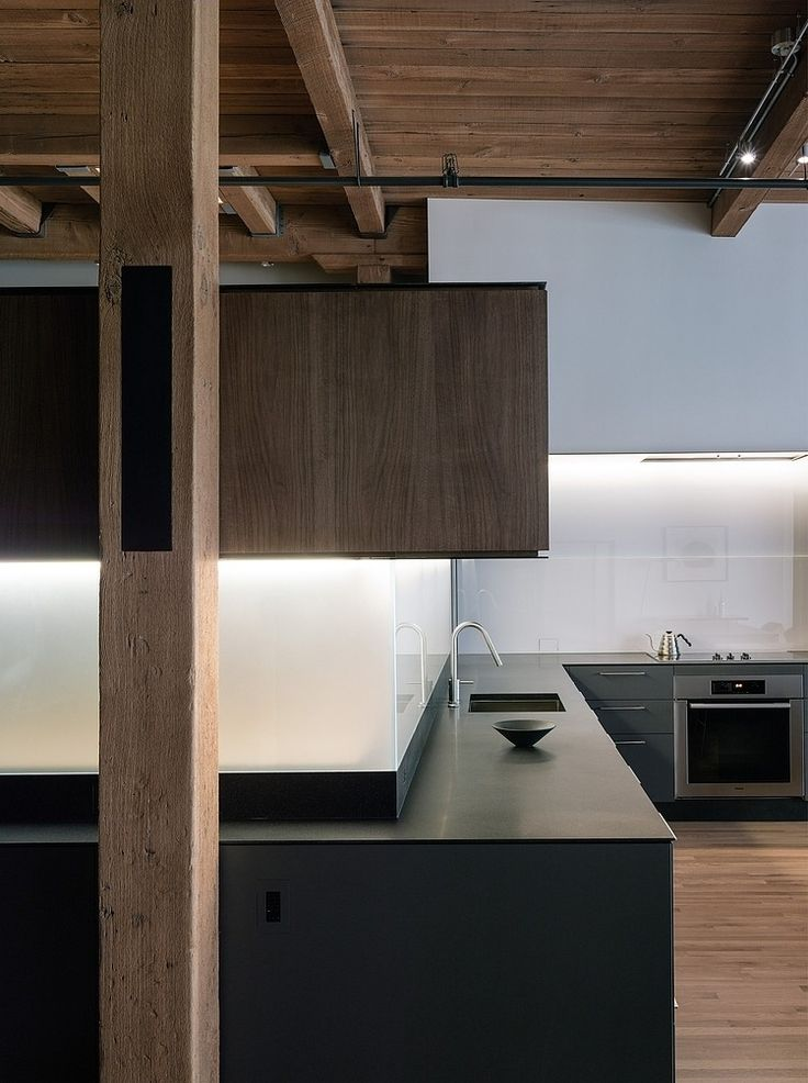 San Francisco Loft Is A Minimalist House Located In USA Designed By LINEOFFICE Architecture This Interior Renovation Of