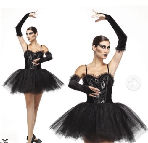Black swan fancy dress costume ebay auction