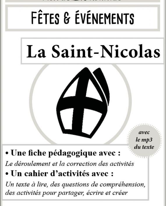 La Saint-Nicolas | Mondolinguo - Français