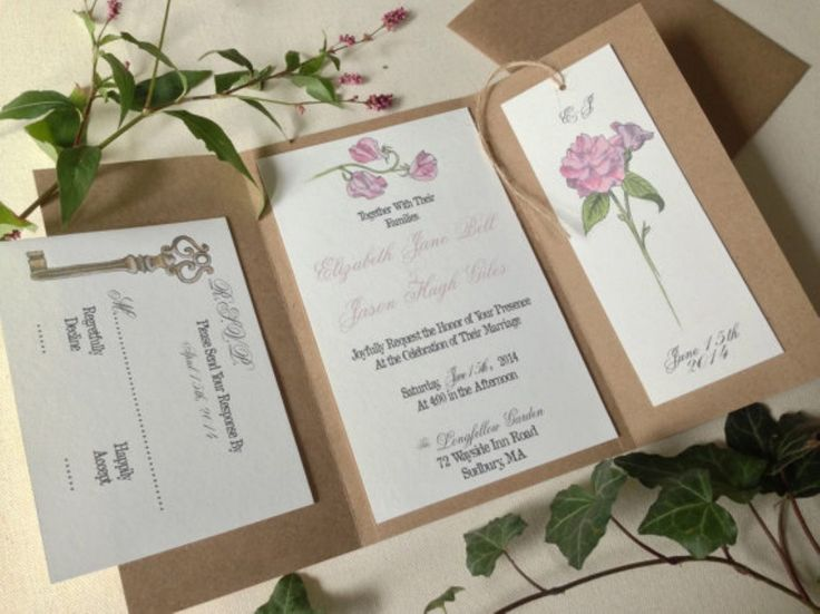 Faboulus Secret Garden Party Reception On A Budget 97 Wedding InvitationsWedding