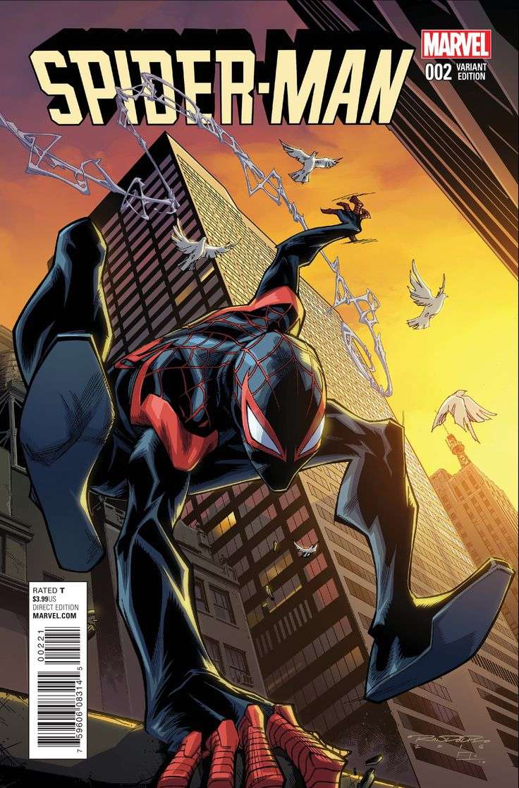 The Avengers are down and Miles Morales is the last man standing.