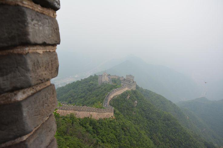 The Great Wall of China, Juyongguan part close to Beijing, photographer-Tereza Večerková