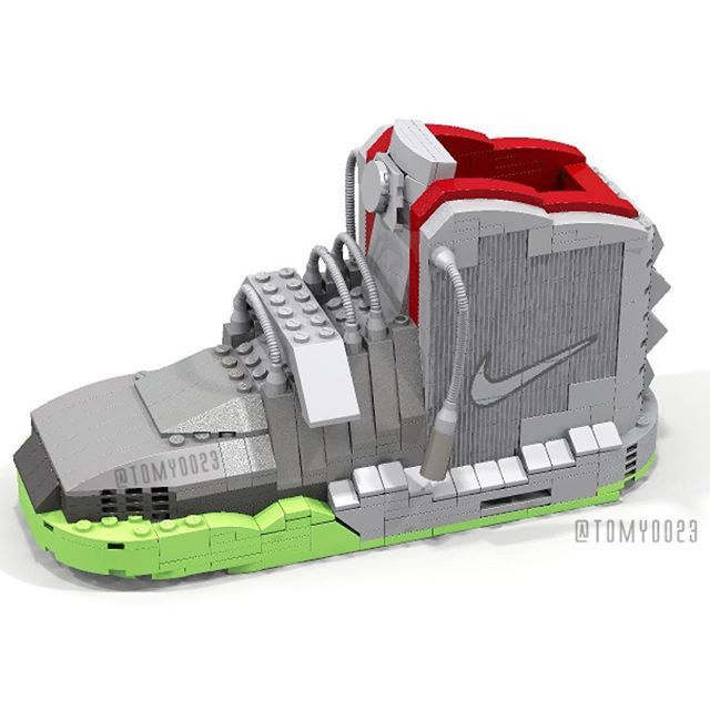 LEGO Nike Air Jordan