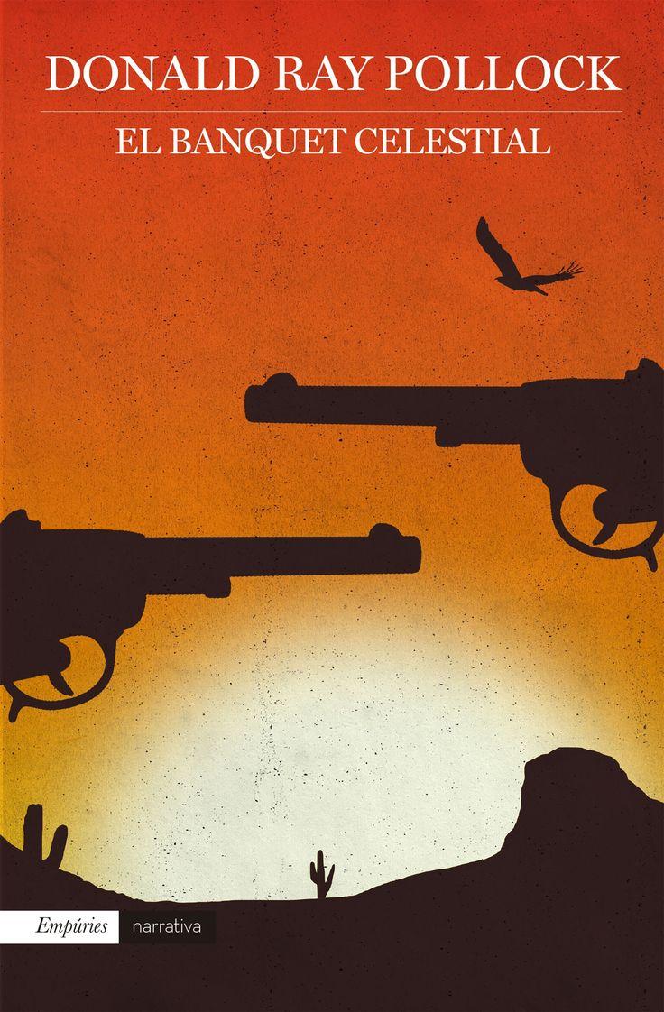El banquet celestial / Donald Ray Pollock https://cataleg.ub.edu/record=b2214827~S1*cat En la tradició gòtica de Flannery O'Connor i Cormac McCarthy, amb una bona dosi de violència cinematogràfica que recorda Sam Peckinpah, Quentin Tarantino i els germans Coen, la vida dels Jewetts i el Fiddlers s'entrecreuarà d'una forma fosca i terrible.