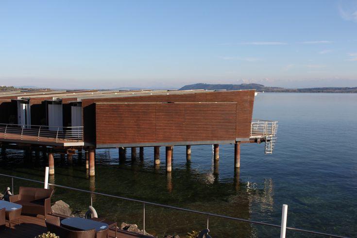 Palafitte Hotel Switzerland - Best hotels in Switzerland - Geneva Blog