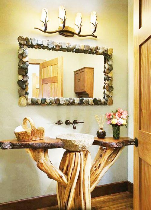 Ahşap ev dekorasyonu için ucuz öneriler büyük fikirler... Moda ve Yaşam | Modumoda