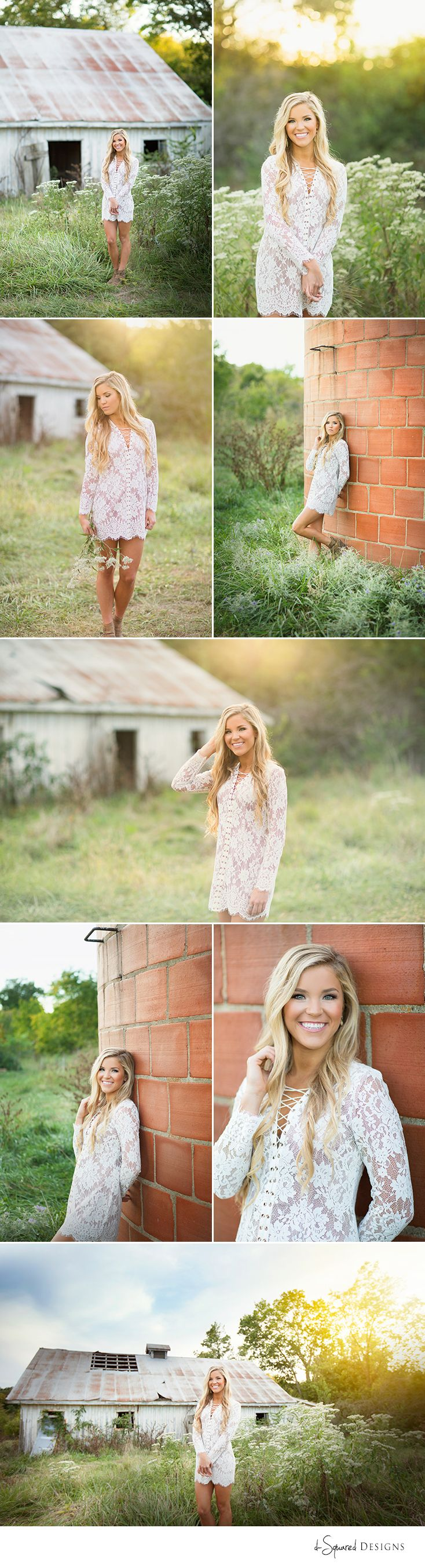 d-Squared Designs St. Louis, MO Senior Photography. Senior Photography. Beautiful girl. Country Senior Session.                                                                                                                                                     More