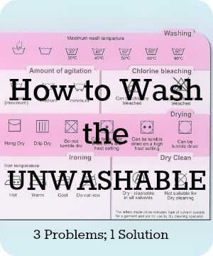 How to Wash the Unwashable (stuffed animals, upholstery, footwear) | The 104 Homestead
