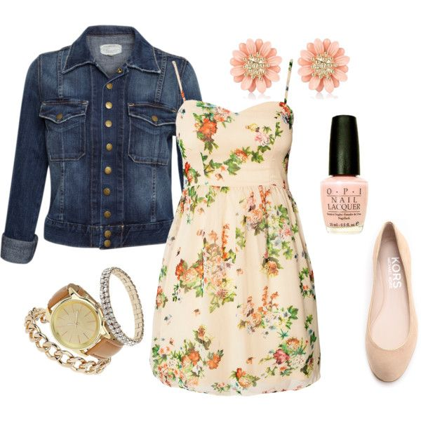 Spring Dress ~ Casual