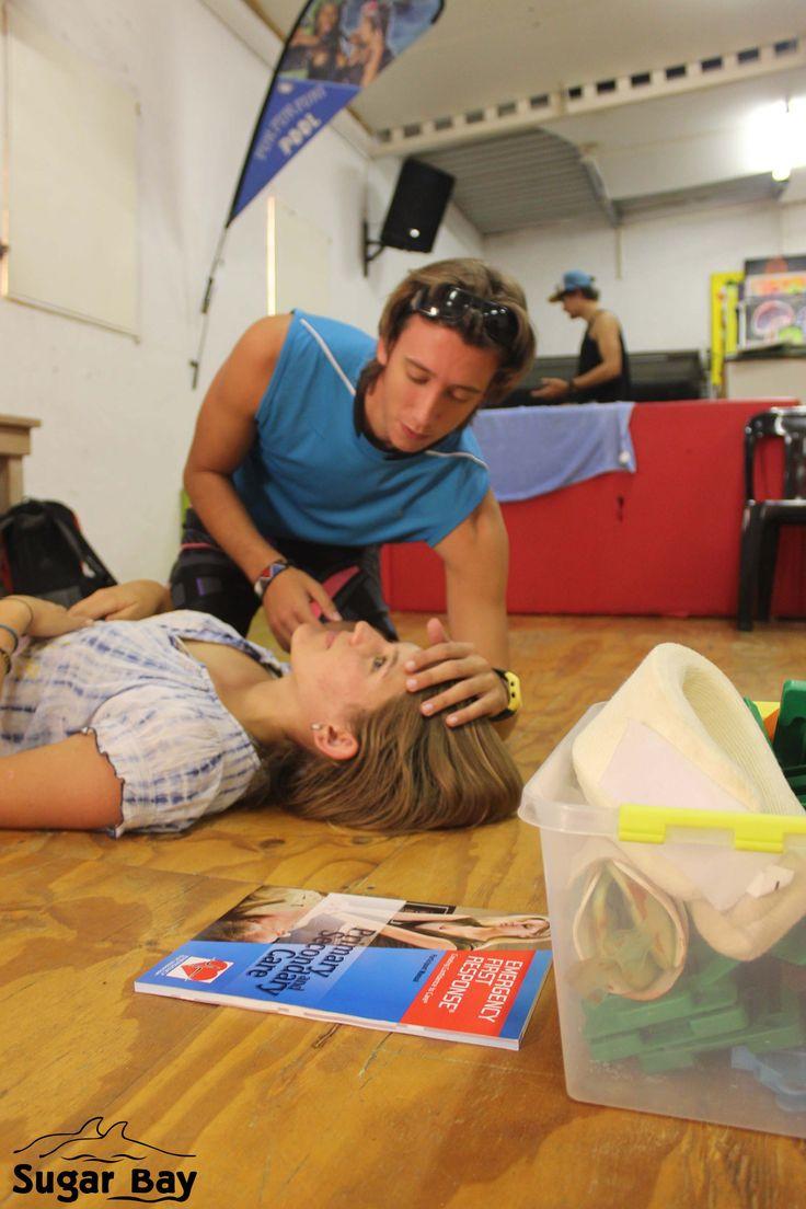Emergency First Response Training