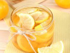 Candeggina fai da te con il limone