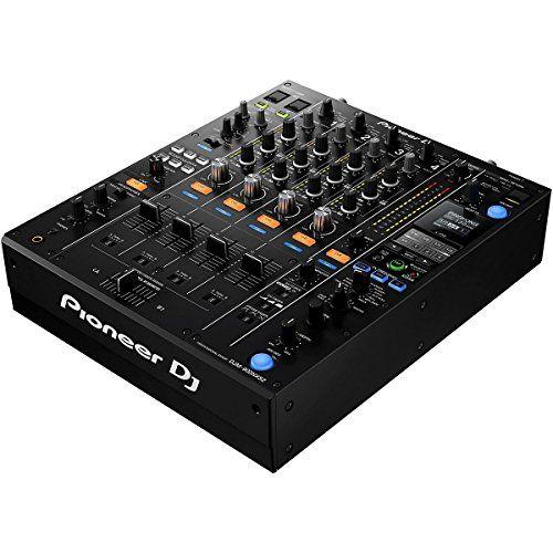 Pioneer DJ DJM-900NXS2 Professional Mixer | Dj Mixers And Controllers