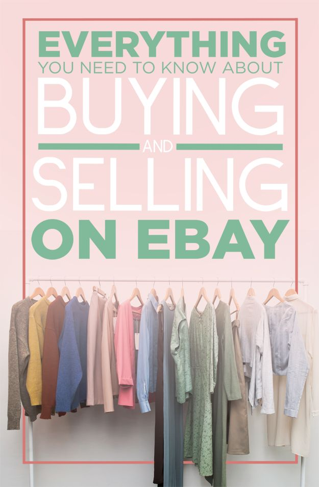 30 Tips For Buying And Selling Clothes On eBay Like A Champion