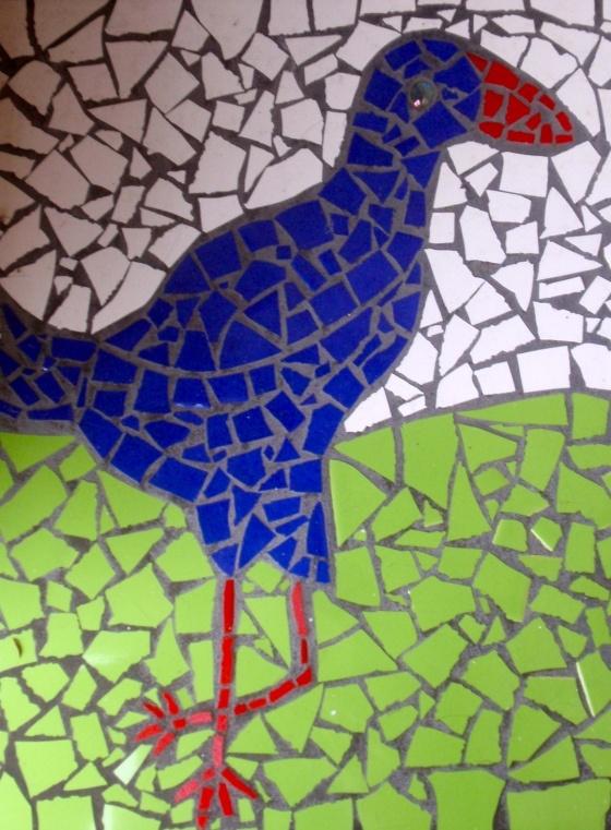 Pukeko Mosaic 95/365 « Allanah's Photo Blog