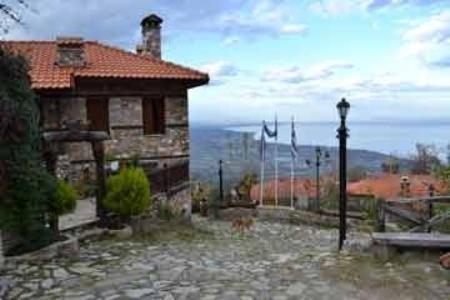 Ξενώνας Αγνάντι (Ελλάδα Παλαιός Παντελεήμων) - Booking.com