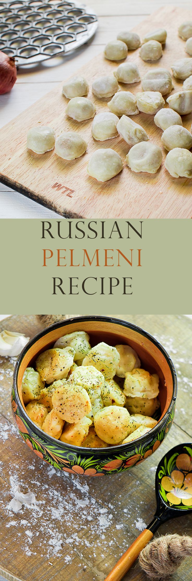 Best recipe for Russian Pelmeni
