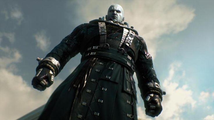Tyrant: Resident Evil Damnation